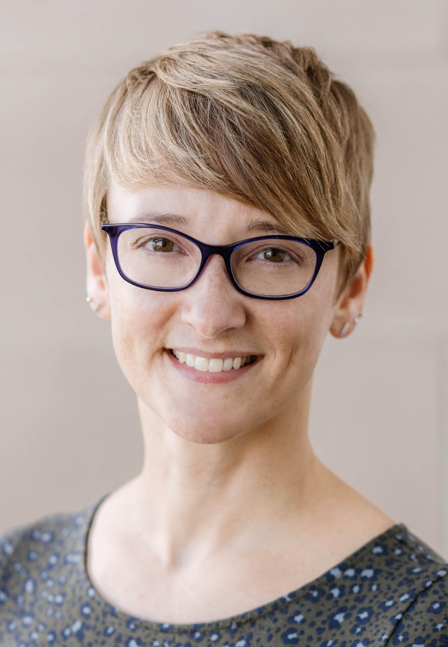 Jennifer Bomberger, Ph.D.