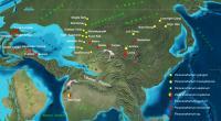 Distribution and Migration of <i>Paraceratherium</i> in the Oligocene Eurasia