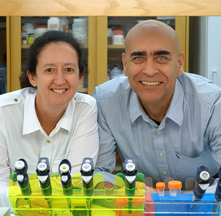 Michael and Louise McHeyzer-Williams, Scripps Research Institute