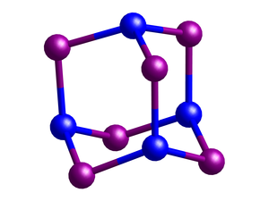 Silicon-Germanium Adamantane
