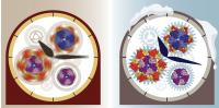 Uncovering the Operation of an Ancient Biological Clock by Making Time Stop
