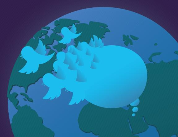 Arabic Tweets Point to US Influence