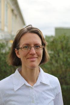 Maria Wallin, University of Gothenburg