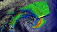 3-D TRMM Flyby of Edilson