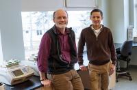 Kevin Strange, Ph.D. and Viravuth P. Yin, Ph.D., Mount Desert Island Biological Laboratory