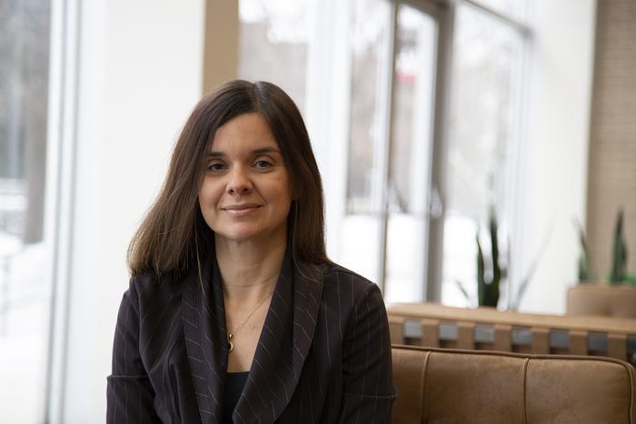 Illinois Tech Professor Georgia Papavasiliou