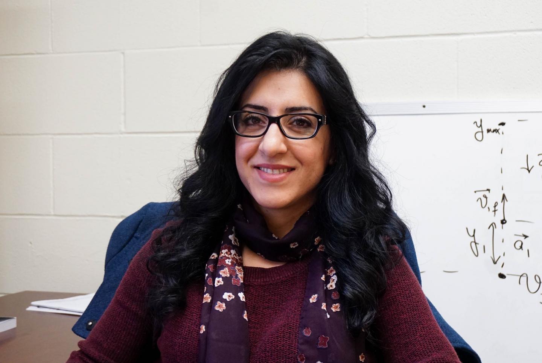 Rana Ashkar, Virginia Tech