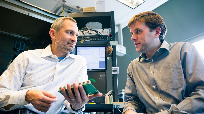 Anatol Kreitzer and Scott Owen, Gladstone Institutes