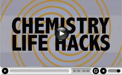 Chemistry Lifehacks
