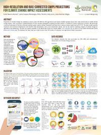 Poster for SciData Climate Dataset Paper