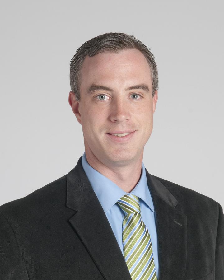 Jarrod Dalton, Cleveland Clinic Lerner Research Institute