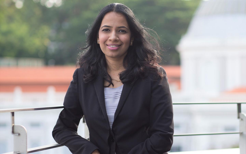 Swapna Gottipati, Singapore Management University