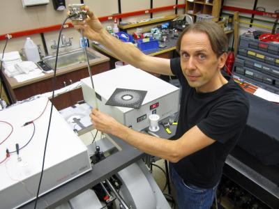Christoph Boehme, University of Utah