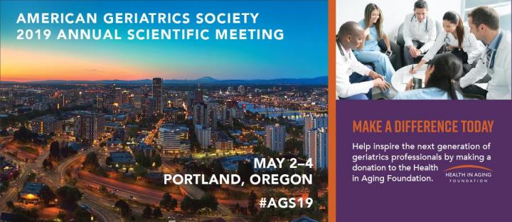 About the AGS Annual Scientific Meeting