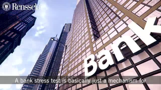 Bank Stress Test Raffi Garcia Rensselaer Polytechnic institute