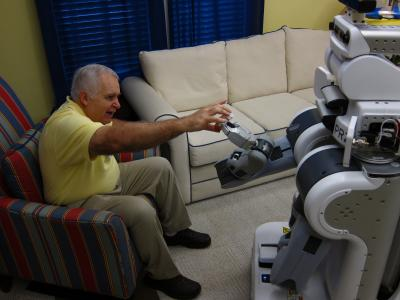 Healthcare Providers and Robots
