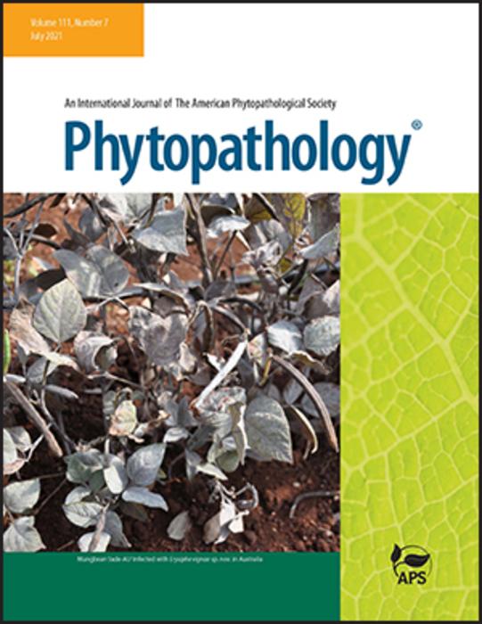 Phytopathology Cover
