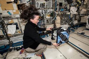 NASA astronaut Megan McArthur