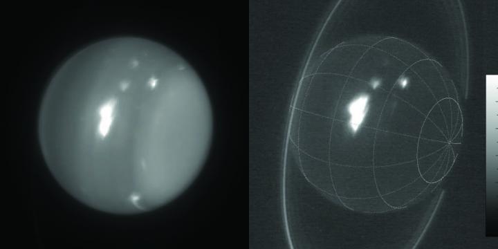 Bright Storms on Uranus