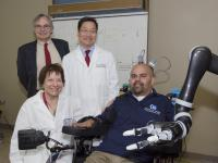 Caltech/USC Collaborates On Neuroprosthetic Clinical Study