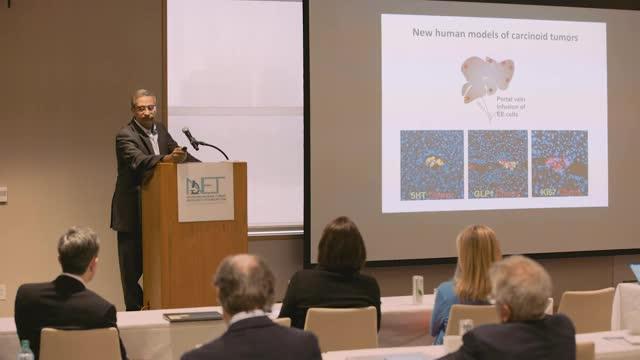 Epigenetic Regulators of intestinal Endocrine Cells and Carcinoid Tumors