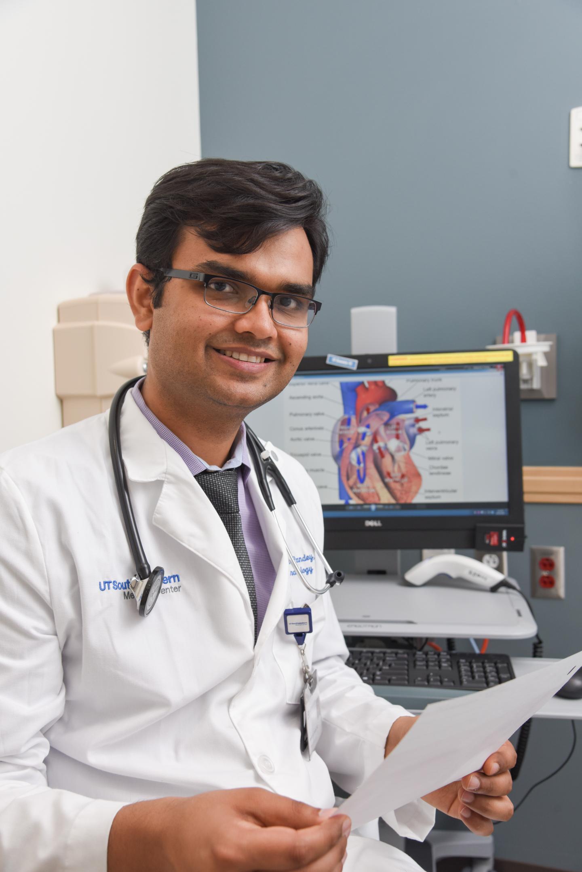 Ambarish Pandey, MD, UT Southwestern Medical Center
