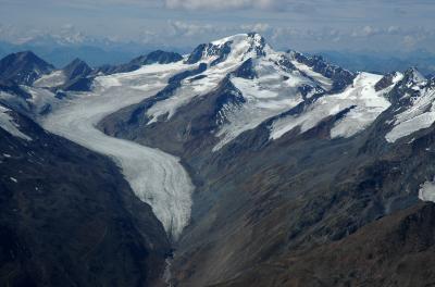 Hintereisferner Glacier, Austria