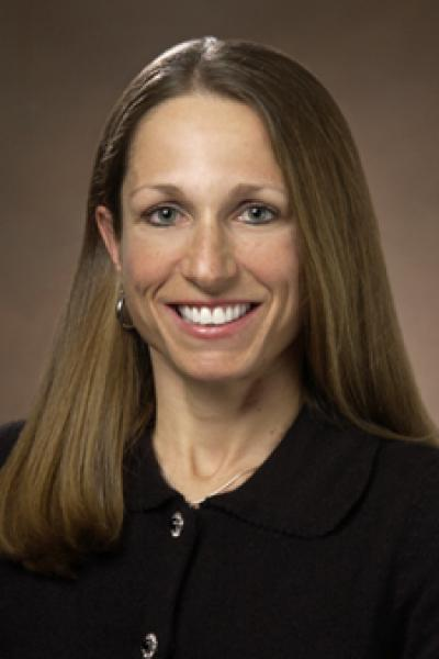 Tracey Schefter, University of Colorado Cancer Center