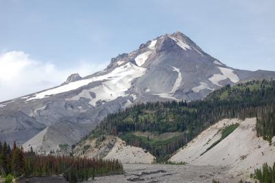 What's under Mt. Hood? (2 of 2)