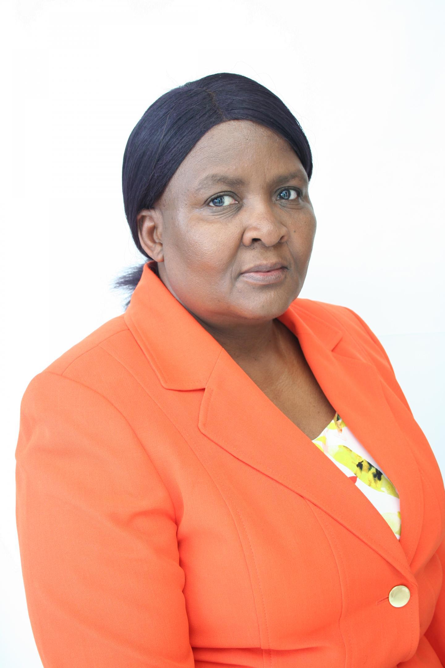 Dr Onalenna Seitio-Kgokgwe