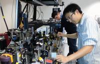 2-D Infrared Spectroscopy Measurements