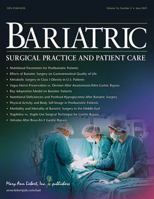 Bariatric Surgical Practice and Patient Care