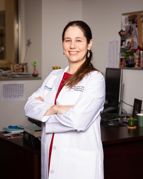 Dr. Kelly Scott