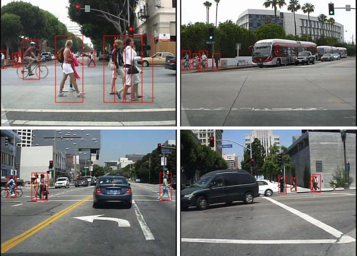 Pedestrian Detection System, UC San Diego