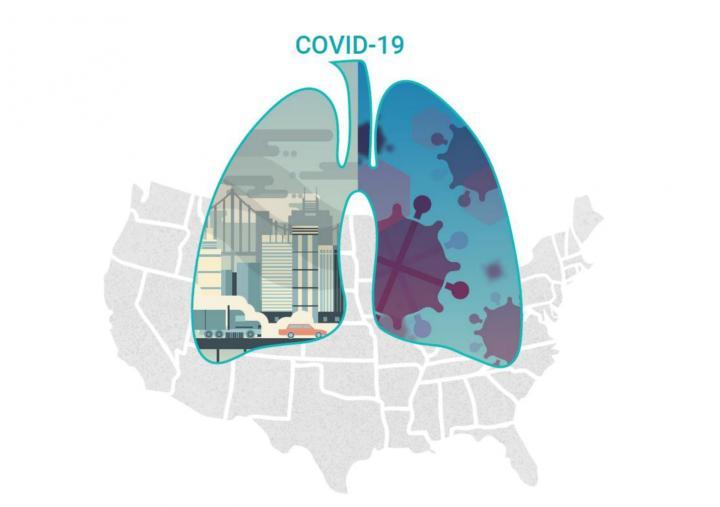 Urban air pollutants and COVID-19