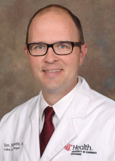 Ian Paquette, MD, FACS, University of Cincinnati