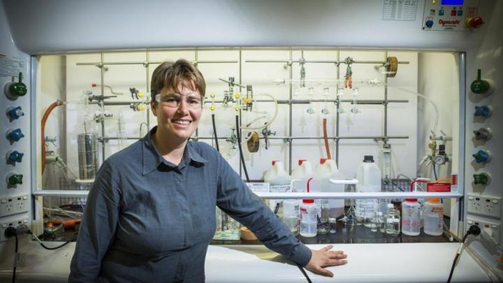 Michelle Coote, Australian National University