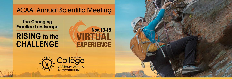 ACAAI 2020 Annual Scientific Meeting