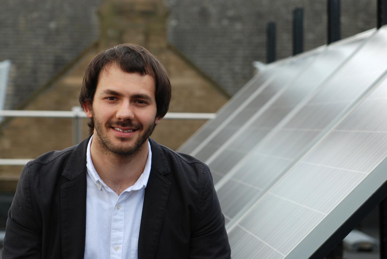 Mahmoud Dhimish, University of Huddersfield