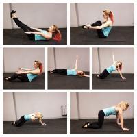 Stabilization Exercises' Set