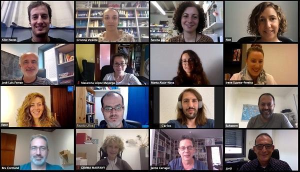 Scientific Team UB-CSIC-UPO