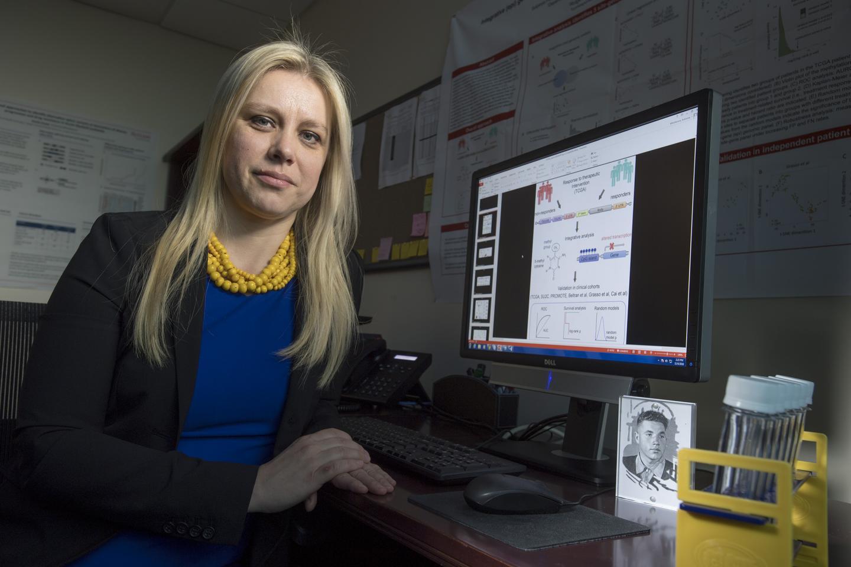 Antonina Mitrofanova, Assistant Professor at Rutgers School of Health Professions