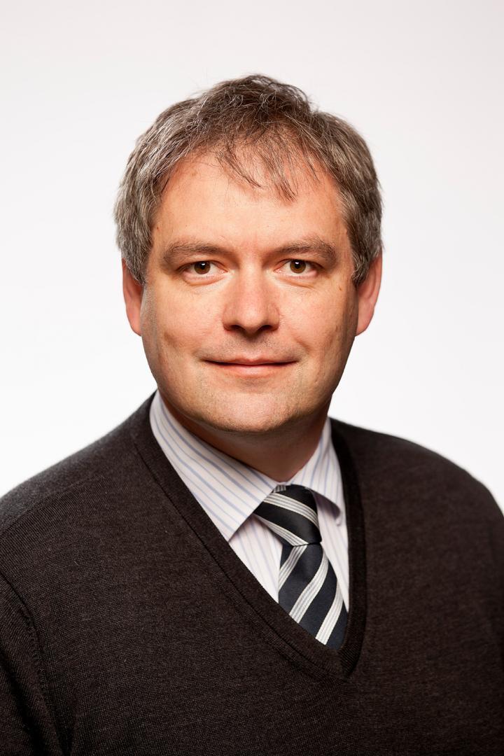 Professor Siegfried Waldvogel