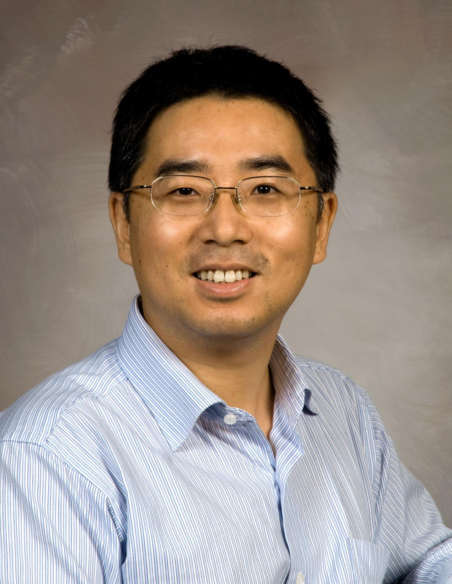 Researcher Xiaoming Liu, Ph.D., University of Texas Health Science Center at Houston