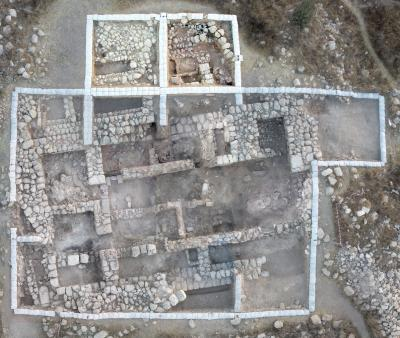 Tel 'Eton Archaeological Expedition 2
