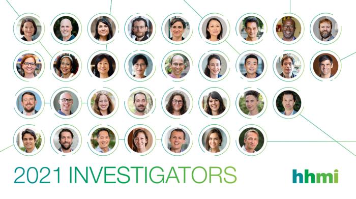 2021 HHMI Investigators