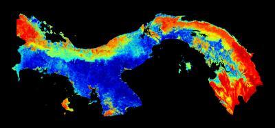 Panama's Carbon Map