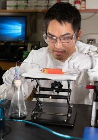 Adjusting 3D-Printed Cell Trap