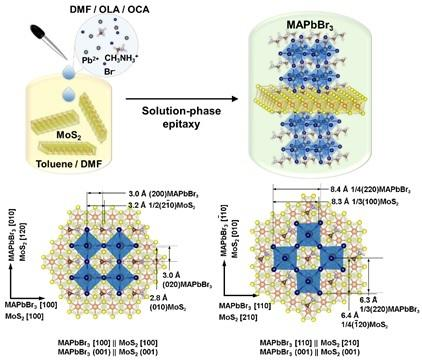 Beyond Conventional Solution-Process for 2D Heterostructure