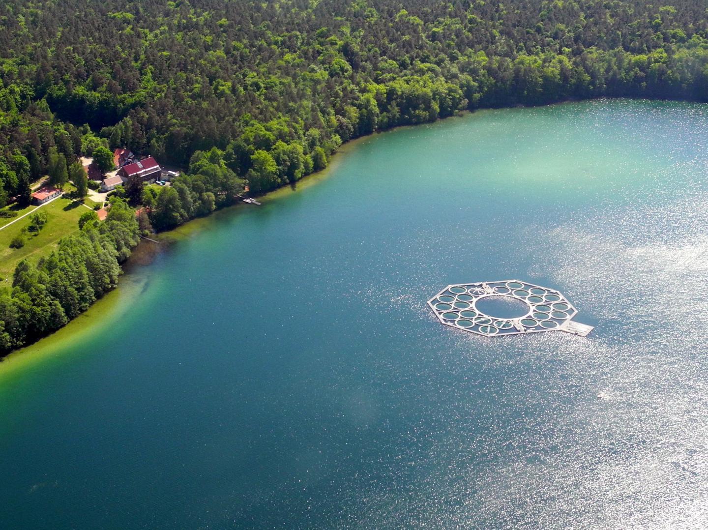 The LakeLab at Lake Stechlin, Germany